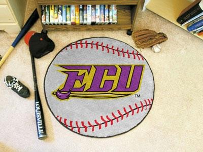 Fanmats East Carolina University Baseball Rug (Fanmats East Carolina University)