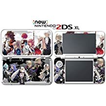 Fire Emblem Fates Birthright Conquest Azura Video Game Vinyl Decal Skin Sticker Cover for Nintendo New 2DS XL System Console
