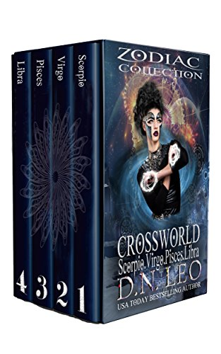 Crossworld - Zodiac Collection: Scorpio - Virgo - Pisces - Libra (The Multiverse Collection Book 1) (Collection Pisces)
