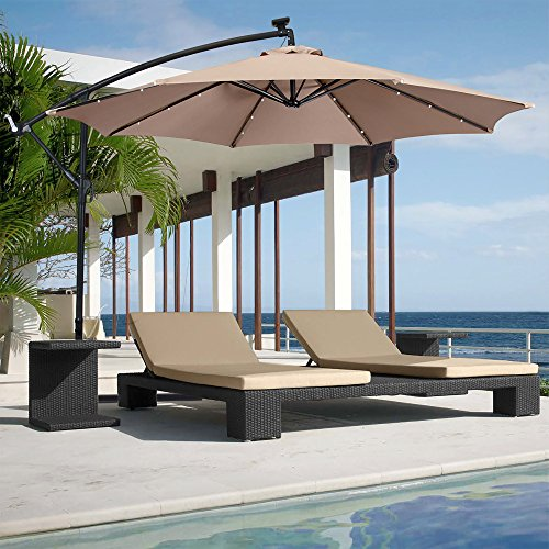 The 8 best patio umbrellas offset