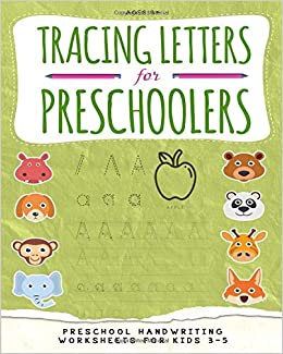 Tracing Letters for Preschoolers: Preschool handwriting ...