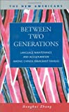 Between Two Generations : Language Maintenance and Acculturation among Chinese Immigrant Families, Zhang, Donghui, 1593322712