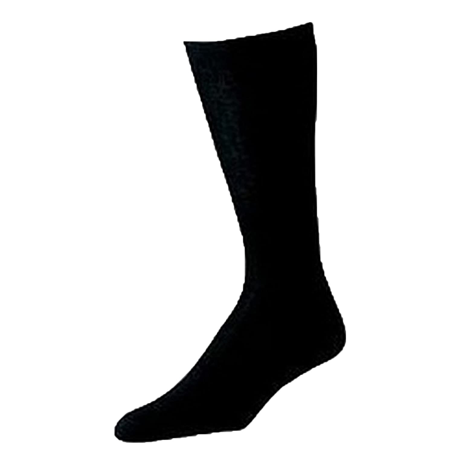 Socks & Tights Women's Clothing FLOSO® Womens/Ladies Plain 100% Cotton Socks Pack Of 6