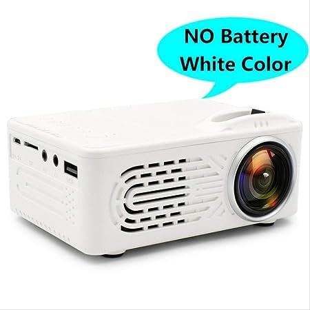 EGCLJ Proyector De Video LCD, Soporte De Control Remoto por ...