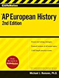 img - for CliffsNotes AP European History, 2nd Edition (Cliffs AP) by Michael J. Romano (2010-07-23) book / textbook / text book