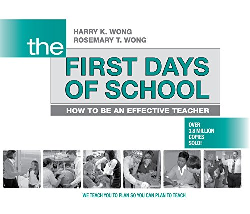 The First Days of School PDF