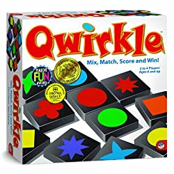 2 X Qwirkle Board Game