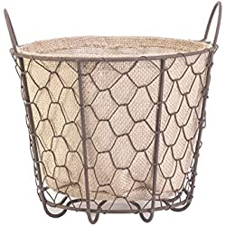 "Panacea Products 8"" 3 Quart Bushel Basket"