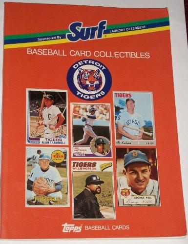 (Detroit Tigers (Topps Baseball Card Books))