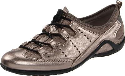 Ecco Womens Vibration Ii Toggle Sneaker
