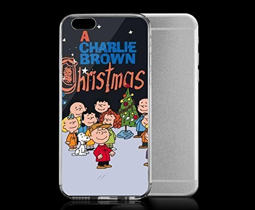 Price comparison product image P-insa& Light weight with strong concert PC plastic case for high Iphone 6 Pop Culture Cartoons IS Peanuts A Charlie Brown Christmas Friends because