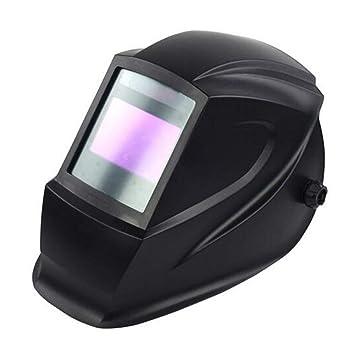 LAIABOR Energía Solar Auto oscurecimiento Soldadura Casco Soldadura máscara Soldador Soldadura argón Arco Gafas Protectoras máscara
