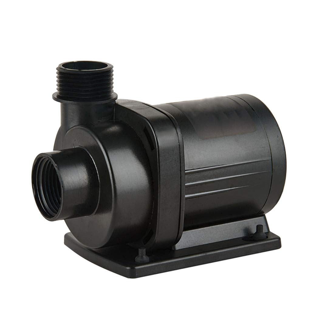 6500L H AC Frequency Conversion Pump High Power Mute Energy Saving Fish Tank Circulation Pump Fish Tank Water Pump (Size   6500L H)
