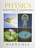 Physics for Scientists and Engineers with Modern Physics, Giancoli, Douglas C. and Giancoli, 0321609743