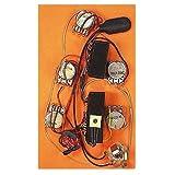 Bartolini HR5.4/918 Pre-Wired Active Bass Preamp Harness 9V/18V 3 Band EQ