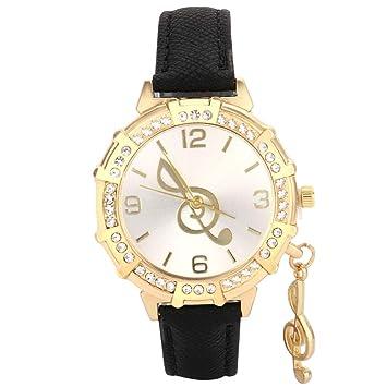 Zedo Relojes Mujer Reloj Pulsera Mujer Relojes de Mujer Reloj señora Reloj de Mujer Reloj Mujer Reloj Chica Reloj analogico Reloj de Moda Colgante con ...