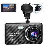 Best Dash Cams - Dual Dash Cam Dashboard Camera 1080P Full HD Review