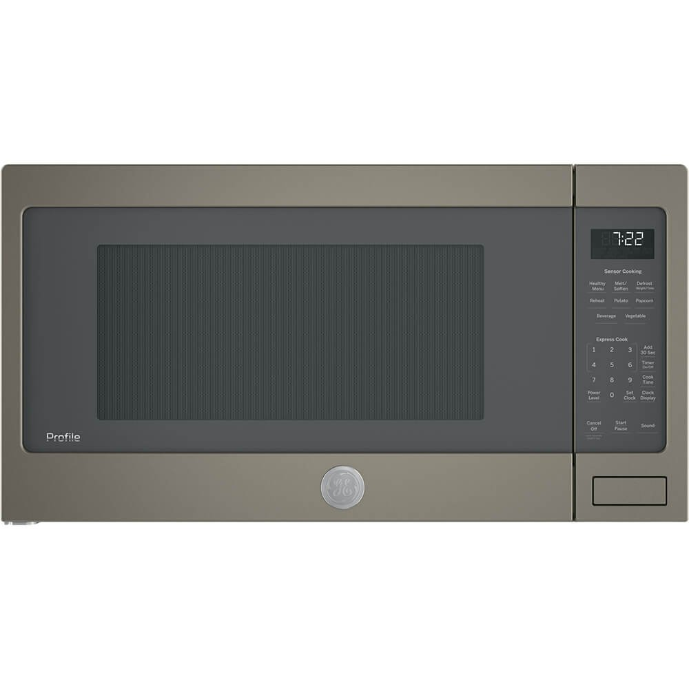 GE PES7227ELES Microwave Oven by GE