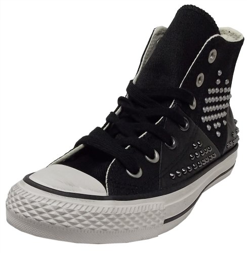 silver Black All Hi Panel Star Chuck Chaussures Converse Multi Taylor Femmes vwqRxnw4zT