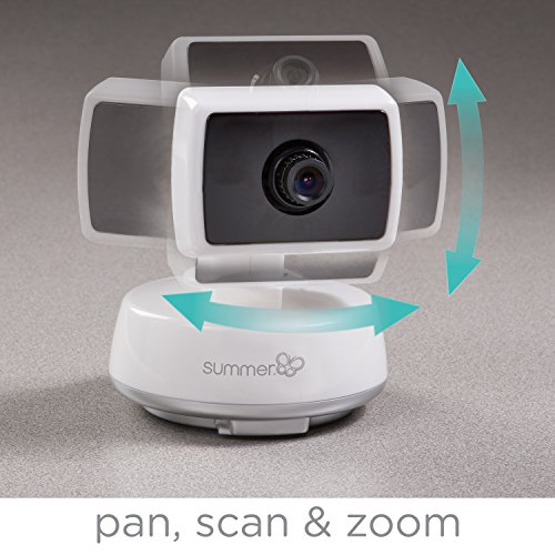summer infant baby touch pan scan zoom video baby monitor 3 5 11street malaysia baby monitors. Black Bedroom Furniture Sets. Home Design Ideas
