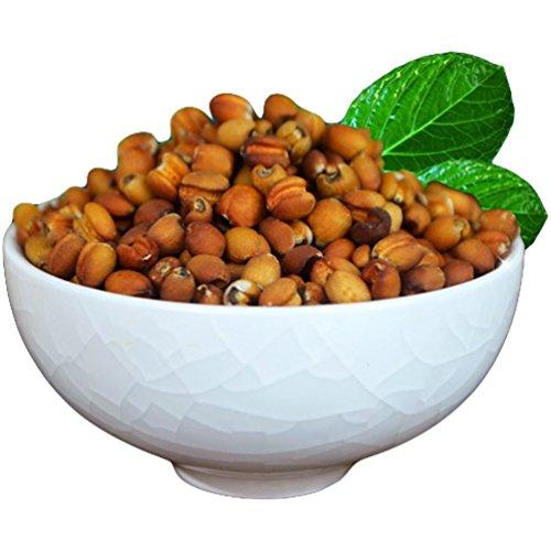 OUZ123 Guizhou Fresh Red Pearl Barley Kernels Coarse Cereals Rough Food 500g/17.6oz 红薏米 (red pearl barley 红薏米)