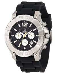 Swistar Men's 3296-5M Swiss Quartz Stainless Steel Dress Watch