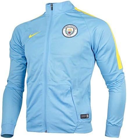 Nike MCFC Y NK Dry TRK Suit SQD K Chándal Manchester City, Hombre ...