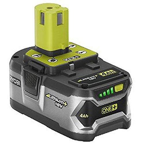 Ryobi P108 18-Volt One Plus Lithium Plus High Capacity Replacement Battery # 130429053 by Ryobi
