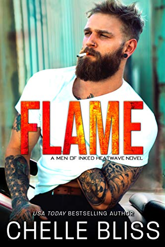 Flame Men Inked Heatwave Book ebook
