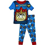 Lego Chima Laval Glow in the Dark Boys Cotton Pajamas (Little Kid/Big Kid)
