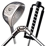 Medicus Golf Dual Hinge Driver with Free Putter Trainer