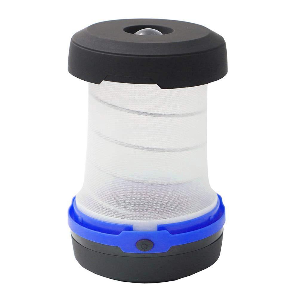 Einziehbare Camping-Lampe LED Taschenlampe Outdoor Mini Pocket Zeltlicht, grün GLOBEAGLE