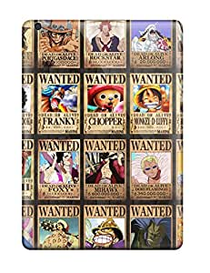 Durable Protector Cases Covers With One Piece Wanted Posters Hot Design For Ipad Air