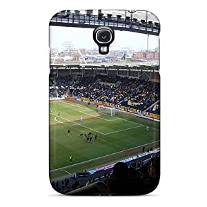 CLvqBkB2503ngySe Case Cover, Fashionable Galaxy S4 Case - Beloved Hull City