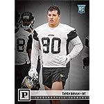 2018 Panini NFL Football  389 Taven Bryan Jacksonville Jaguars RC Rookie  Card. b440ccb11