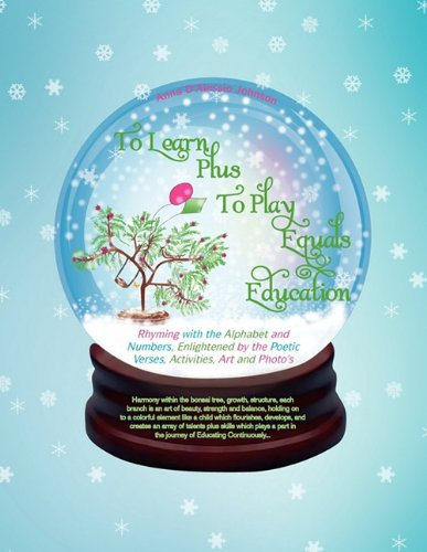 TO LEARN PLUS TO PLAY EQUALS EDUCATION