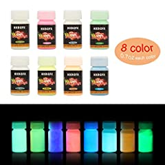 Package Contents : 8 Colors: 8 Colors: Pink,Yellow-Green,Yellow,Blue, Sky-Blue,Orange,Green,Blue Green 0.7oz Each.Application Scopes :  Screen Printing Ink, Brush - Roller - Spraying Paint Indoors,Dips Plastic Coating,Injection - Extrusion - ...