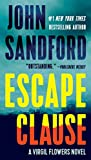 Book cover from Escape Clause (A Virgil Flowers Novel) by John Sandford