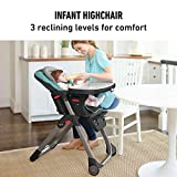 Graco DuoDiner DLX High Chair Converts to Dining