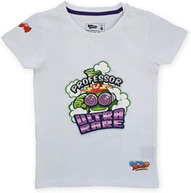 Super Zings Camiseta para Niños: Amazon.es: Ropa y accesorios
