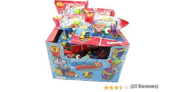 Magic Box SUPERZINGS Caja Completa 12 Sobres 2 Personajes Cada uno ...