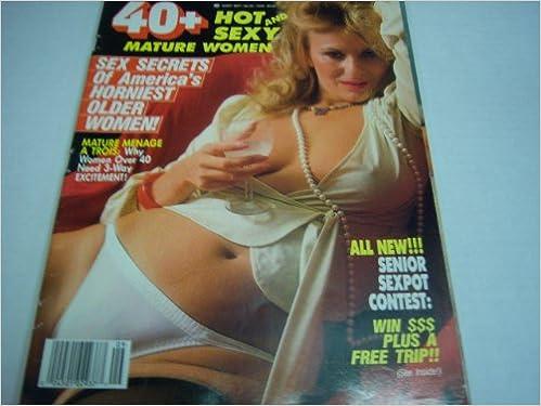40 plus mature amazon women