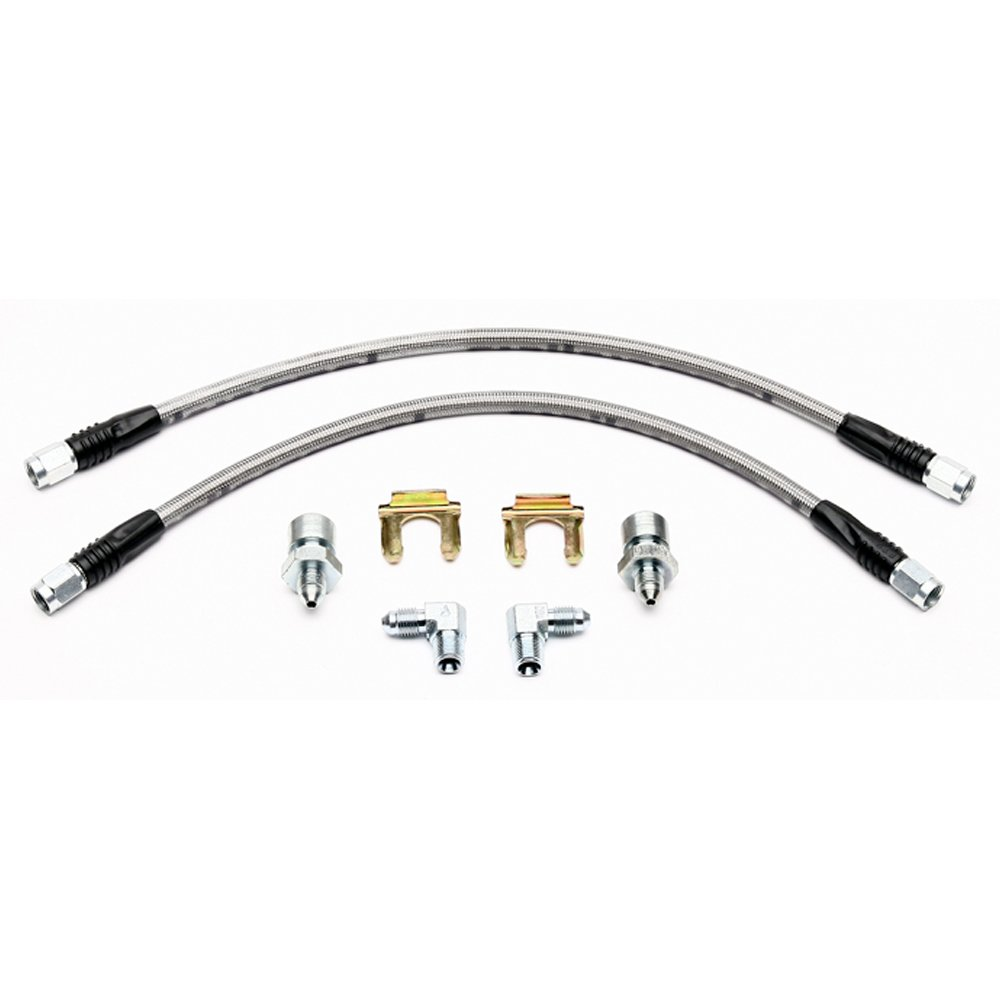 Wilwood 220-9886 Flex Brake Line Kit