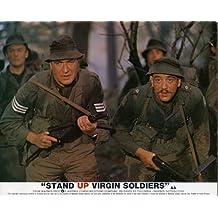 STAND UP VIRGIN SOLDIERS ORIGINAL LOBBY CARD NIGEL DEVENPORT ROBIN NEDWELL