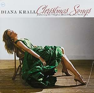 Christmas Songs Diana Krall Walter Kent Johnny Mandel