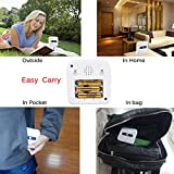 Caregiver Pagers Wireless Call Button for Elderly