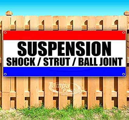Suspension Shock Strut Ball Joint cartel de vinilo ...