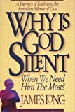 Why Is God Silent When We Need Him the Most?, James Long, 0310587506
