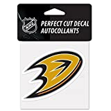 "NHL Anaheim Ducks Perfect Cut Color Decal, 4"" x 4"""