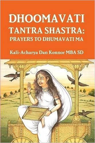 Buy Dhoomavati Tantra Shastra: Prayers to Dhumavati Ma Book Online